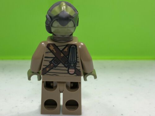 LEGO Star Wars Minifigure Teedo from set 75148 NEW