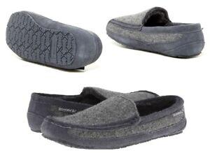 c22de2aa970 BEARPAW Peeta Genuine Sheepskin Lined Moccasin Men s Shoe Slipper ...
