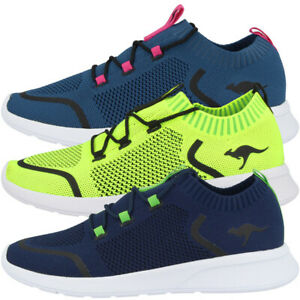 Schuhe Weave Details Kf Turnschuhe Damen Zu 18317 Women Sneaker Kangaroos Sport Freizeit l1cT5uJFK3