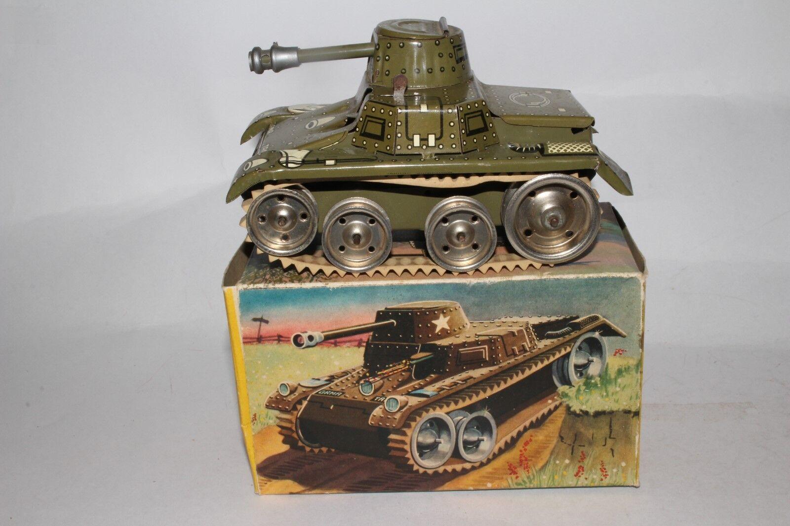 genuina alta calidad 594ms Gama Gama Gama Hecho en Alemania 5633 Tanque Del Ejército con Original Caja  venta con descuento