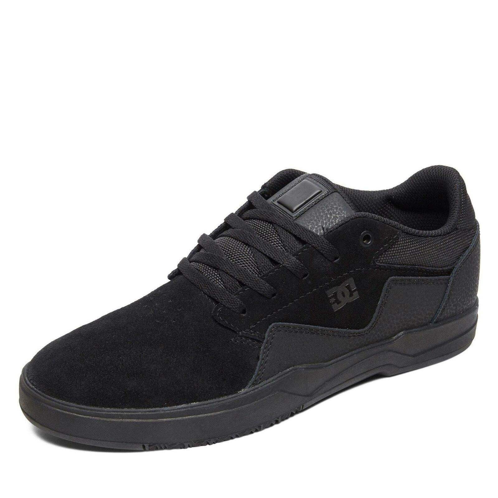 DC Barksdale Herren Turnschuhe Turnschuhe Sportschuhe Laufschuhe Schuhe schwarz