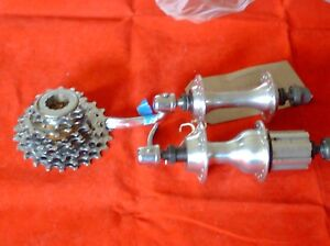 CAMPAGNOLO-MIRAGE-32-HOLE-HUBS-amp-9-SPEED-CASSETTE-2000-039-s