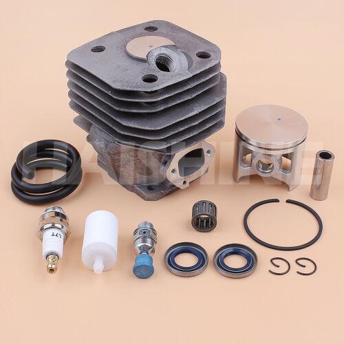 48mm Cylinder Piston Ring Kit Fit Husqvarna 261 262 262XP Chainsaw 503 54 11 72