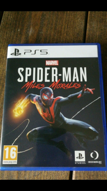 Spiderman miles morales, PS5, adventure, Spiderman miles…