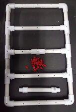 Clone Machine KIT Large Bucket Manifold EZ Hydroponic Cloning Machine 360 Jets