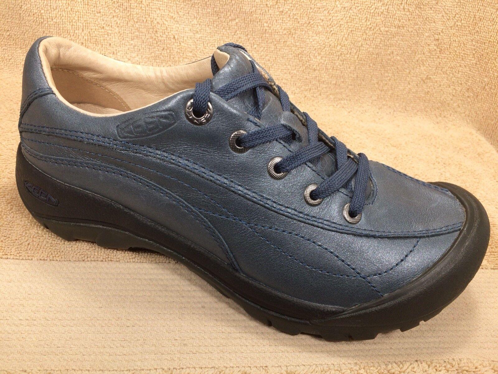 Keen Toyah Con Cordones Oxford Cuero Zapatos para para para Caminar Para mujeres EE. UU. 6 Medianoche Azul Marino  Seleccione de las marcas más nuevas como