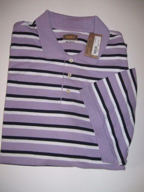 New Foundry Men/'s Shirt LS Button Front LT XLT 2XL 2XLT 3XL 3XLT 4XL 4XLT 5XL