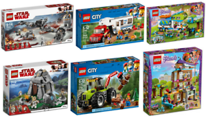 Lego-Sets-150-1106pcs-Star-Wars-DC-Comics-Marvel-Same-Day-Shipping