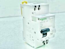 Schneider Dpn N Vigi C6a Circuit Breaker Acti 9 Dpn Vigi 220 240 Ac Merlin Gerin