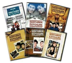 Northern-Exposure-SERIE-COMPLETA-STAGIONI-1-6-DVD-Set-26-disco