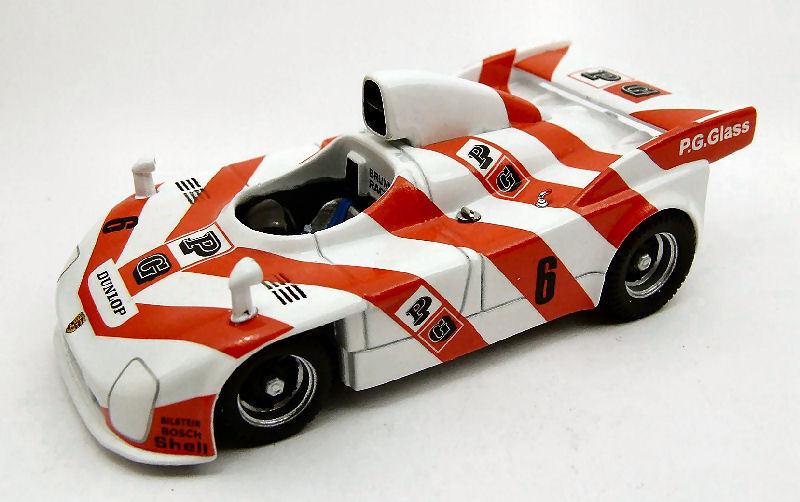 Porsche 908 4 th 9 H Kyalami 1982 De Cadenet   Martin   Pianta 1 43 Model