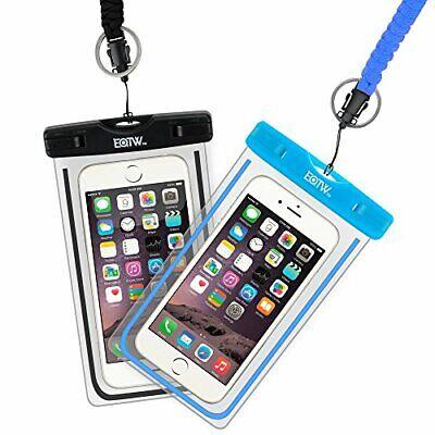 AUKEY Custodia Impermeabile Universale per Telefono Cellulare con