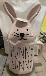Rae-Dunn-Pink-Hunny-Bunny-Mug