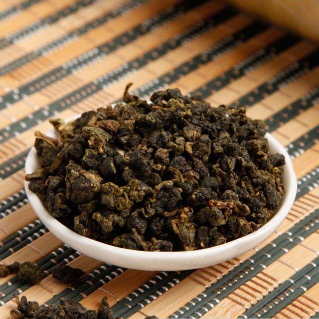Taiwan Formosa Tung-ting Dong Ding High Mountain Oolong Gaoshan Tea