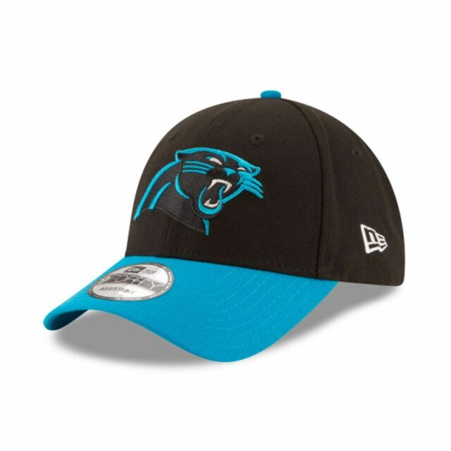NEW ERA Mens Black Carolina Panthers The League Cap Black BNWT