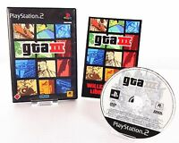 PS2 *GTA 3 / Grand Theft Auto III* Playstation 2 / Anleitung & OVP