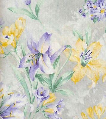 Fat Quarter Farm Living Printed Cotton Quilting Fabric  50cm x 55cm Fabri Quilt