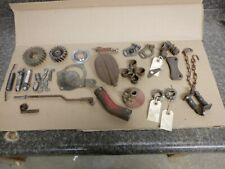 Ford 8n Tractor Part Lot Brake Throttle Hitch Engine Parts C Details Amp Pics