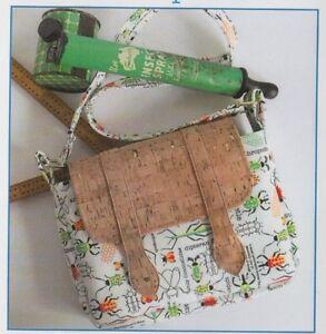 PATTERN-Little-Explorer-Messenger-Bag-fun-amp-handy-bag-PATTERN-Ric-Rac