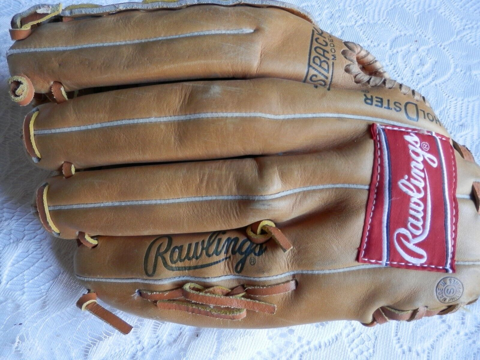 Rawlings de RBG 8 RHT béisbol guante de Softball 13 pulgadas