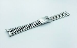 New-20mm-Jubilee-Stainless-Solid-Steel-Replacement-Bracelet-for-Rolex