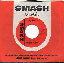 GIRL GROUP-SHANGRI-LAS-SMASH-1866-SIMON SAYS/SIMON SPEAKS