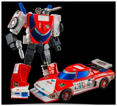 New Transformers toys Toyworld TW-GS01 EXHAUST Christmas Ver mini action figure