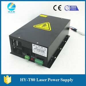 Hair Extensions & Wigs Factory Wholesales T60 Laser Power Supply 60w For Laser Cutter