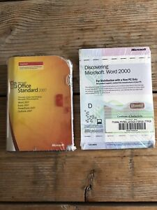 Microsoft-Office-Standard-2007-Box-Englisch-mit-MwSt-Rechnung-vom-Fachhaendler