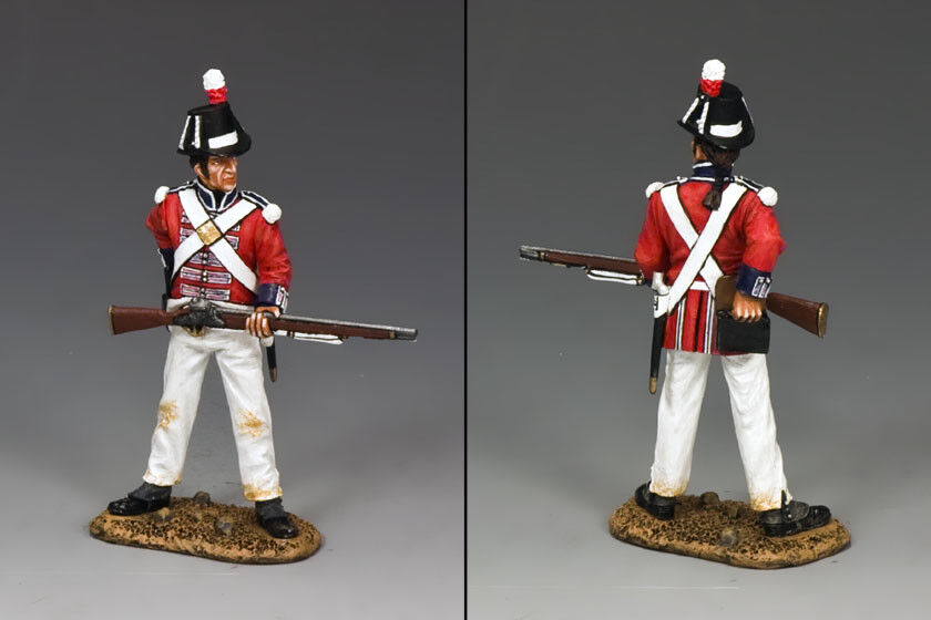 KING AND COUNTRY Napoleonic British Royal Marine Standing Loading NA267