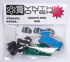 "Synthrotek Passive Ring Modulator KIT Dalek Voice 1/4"" Jacks"