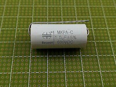 BEVENBI CONDENSATORI AUDIO MKP 0,1 uF 630V POLIPROPILENE METALLIZZATO 5/% 100 nF