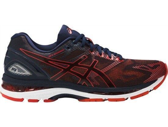 New Model - Asics Gel Nimbus 19 Mens Running Shoe (D) (5806)