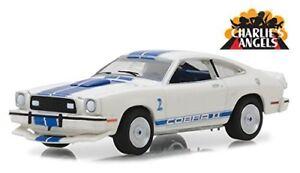 CHARLIE-039-S-Angels-Modelo-Diecast-Ford-Mustang-Cobra-de-Jill-Escala-1-64-Original