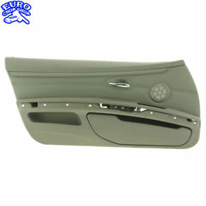FRONT-LEFT-DOOR-PANEL-trim-card-coupe-convertible-BMW-e92-E93-328i-2008-08