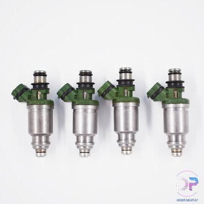 Set Of 4 Fuel Injector for  Camry Celica MR2 RAV4 2.2l 2.0 OEM CA EMISSION TYPE