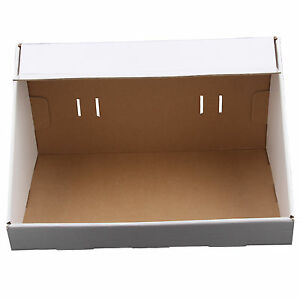 2 x 4 tier white collapsible cardboard greeting card display stand 2 x 4 tier white collapsible cardboard greeting card display stand counter stand m4hsunfo