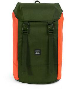 f6249ae8cec0 GUYS WOMENS Herschel Supply Co. Iona Forest Night   Orange 24L ...