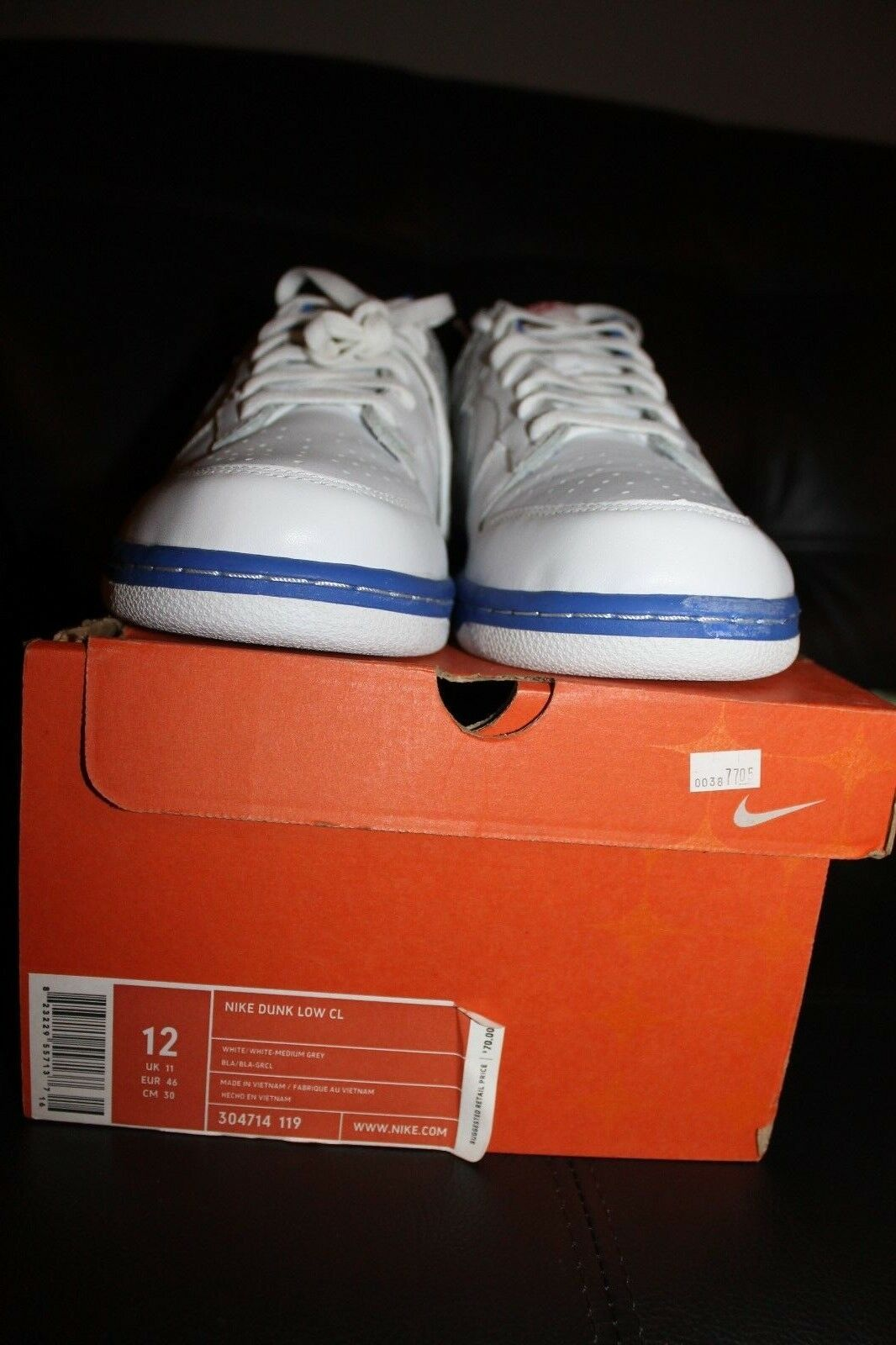 Nike Dunk Low CL x Jordan III True Blue inspired Price reduction The latest discount shoes for men and women