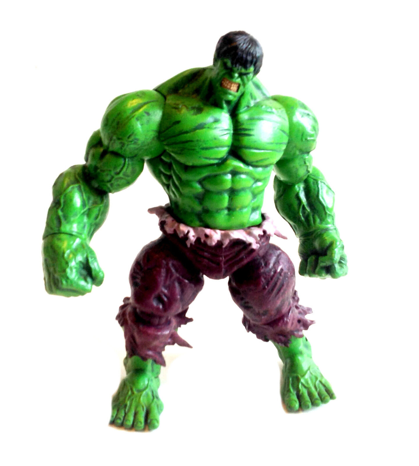 Marvel Legends Select SAVAGE HULK 9  toy figure ONE OF THE BEST HULKS