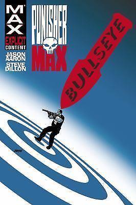 PUNISHER MAX VOL. 2: BULLSEYE By Jason Aaron, Marvel, TPB, **BRAND NEW**