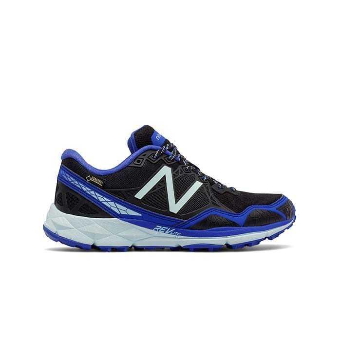 NEW New Balance WT910GX3 910v3 Trail Gore Tex Black Men's Running Shoe SZ 10 B