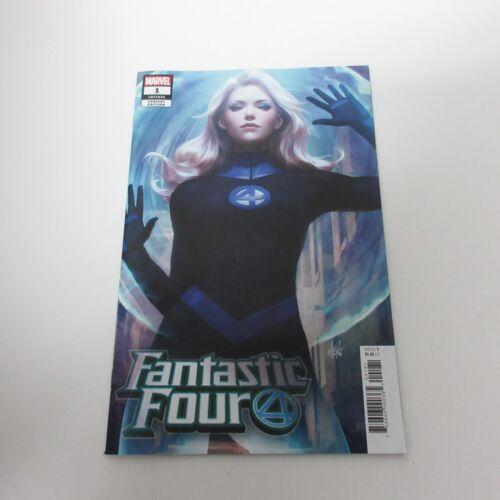 Marvel Comics Fantastic Four #1 Artgerm Invisible Woman Variant NEW