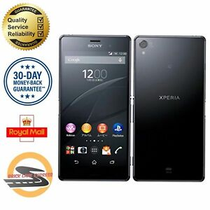 NEW-CONDITION-Unlocked-SONY-Xperia-Z3-D6603-Black-White-16GB-Android-Phone