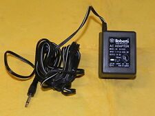 Roberts 9V 200mA Center Positive Power Adaptor (3.5mm TS Connector)DOD/CRYBABY/