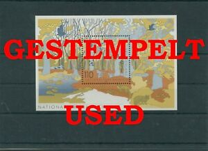 Germany-Federal-Frg-vintage-yearset-2000-Block-52-Postmarked-Used-More-Sh-Shop