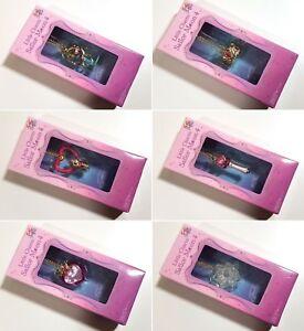 Sailor-Moon-Little-Charm-4-Keychain-CHOOSE-Chibimoon-Stallion-Reve-locket