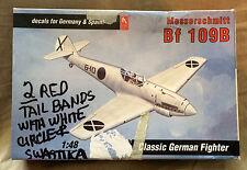 1/48 Hobby Craft Messerschmitt Bf 109B Kit# HC1566*