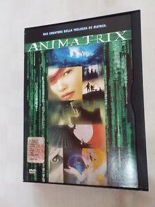 Animatrix-Ed-Snapper-Film-in-DVD-Originale-Nuovo-COMPRO-FUMETTI-SHOP