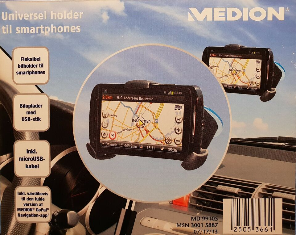 Holder, Medion MD99105, Perfekt